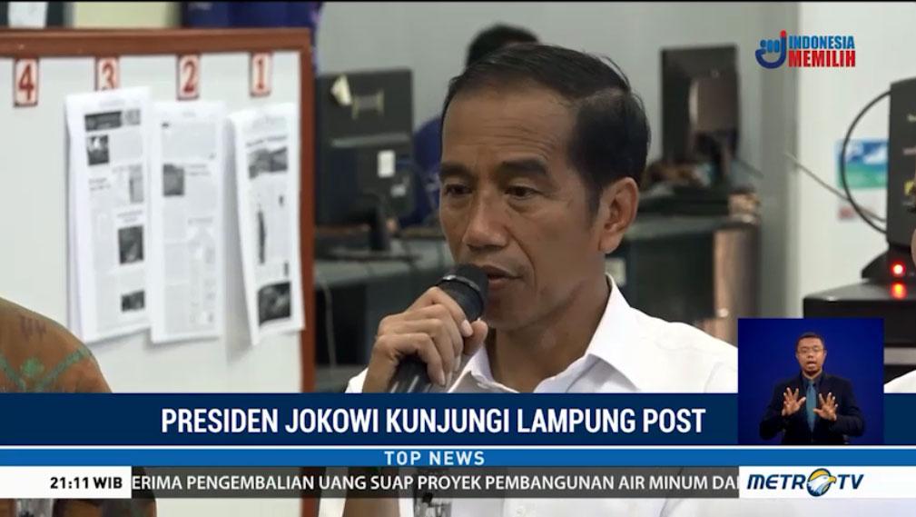 Lampung Post Kawal Pembangunan Infrastruktur di Lampung