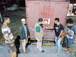 1.736.252 Lembar Surat Suara Pemilu 2019 Tiba di Kantor KPU Kabupaten Way Kanan
