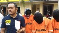 10 Kali Curi Motor di Bandar Lampung, 3 Pelajar Asal Jabung Dibekuk