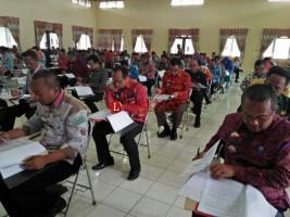 101 Pejabat Lingkup Pemkab Lambar Ikuti Uji Kompetensi