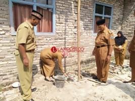 107 KK di Desa Mekarmulya dapat Bantuan Jamban Sehat