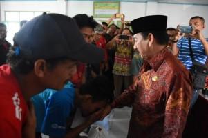 11 KK Korban Kebakaran Terima Bantuan Perbaikan Rumah