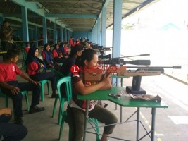 12 Atlet Kobel SC Ikut Kejuaraan Menembak Marines Shooting Club