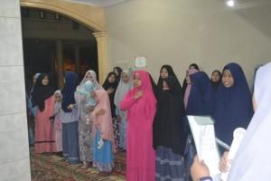 120 Santri Perebutkan Piala Kodiklat TNI