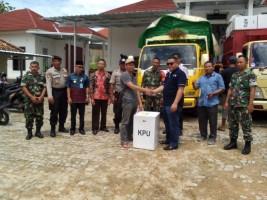 14 Kecamatan di Way Kanan Selesai Rekapitulasi Hasil Pemilu