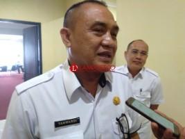 14 Pegawai Eselon III dan IV BPPRD Bandar Lampung di Rolling