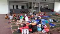 148 Warga Pulau Sebesi dan Sebuku Dijemput Pihak Keluarga