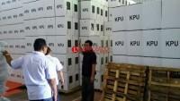 15.610 Kotak Suara di Lamsel Tersimpan Aman