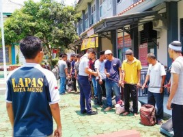 15 Napi dari Rutan Krui Dipindahkan ke Lapas Kotaagung