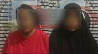 Polres Tuba Amankan Dua Wanita Pengedar Sabu, Satu Diantaranya Guru PNS