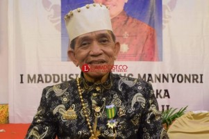 Raja Gowa Ke-37 Sultan Alaudin II Mangkat