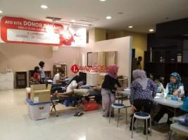 Kawan Lama Foundation Gelar Aksi Donor Darah