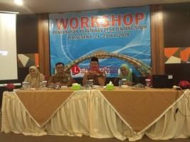 Pringsewu Gelar Workshop Penyusunan Peraturan Desa STBM