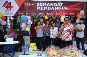 HUT Ke-44, Lampung Post Terus Menginspirasi