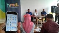 HMD Kenalkan Nokia 1 Berbasis Android Oreo Go di Lampung