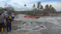 Gangguan Cuaca Hambat Pembangunan Jembatan Permanen Mandirisejati