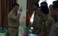 Sekkab Lampung Timur Ingatkan ASN Untuk Disiplin