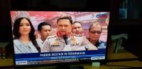 Polres Jakarta Barat Gerebek Pabrik Ekstasi Jenis Baru