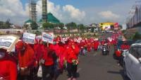 Pendataan Penerima Rastra-PKH Tak Tepat Sasaran, Warga Gelar Unjuk Rasa ke Kantor Pemkot