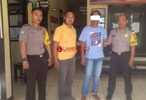 Polisi Tangkap Tersangka Pencuri Kencur