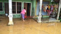 Diguyur Hujan, Rumah Warga Dusun Pelitadewa Kebanjiran