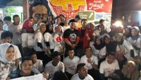 Siap Menang, Gen Milenial Jokowi Lampung Dideklarasikan