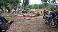 Ada Proyek Tanpa Papan Nama dan Siluman di Telukpandan