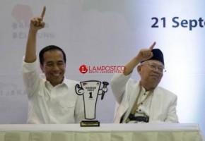Tim Kampanye Nasional Jokowi-KH Ma'ruf Amin Berduka Kejadian Tsunami Selat Sunda