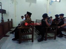 Sekkab Lamsel dan  Liima Pegawai Dinas PU Jadi Saksi pada Sidang Zainudin