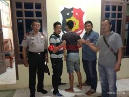 Pencuri di Posko KKN Unila Ditangkap