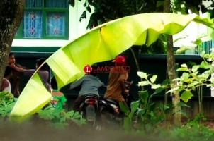 Disaksikan Rekan-Rekannya, Dua Pelajar Terlibat Perkelahian di Tubaba