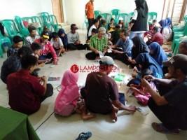 LKS Bina Sejahtera Gelar Temu Penguatan Anak Terlantar