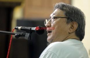Alay Tripanca Tertangkap di Bali