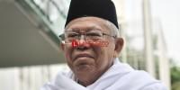 Didukung Kesultanan, KH Ma'ruf Cium Aroma Kemenangan di Banten