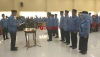 Pengurus Korpri Kota Bandar Lampung Masa Bhakti 2019-2024 Dikukuhkan