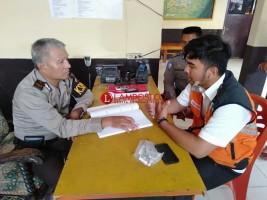 Dilarang Masuk Jalan Tol, Oknum Polisi Pukul Petugas Gerbang Tol