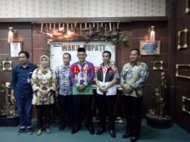 Komnas Anak dan Deputi PPPA Kunjungi Korban Inses
