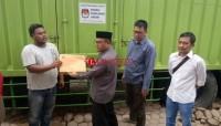 615 Ribu Surat Suara Pemilu 2019 Tiba di Lamsel