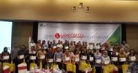 200 Perusahaan di Lampung dapat Reward dari BPJSTK