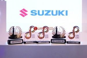 Suzuki Raih 5 Penghargaan di IIMS 2019