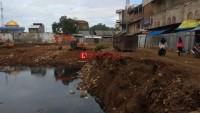 Pembersihan Lokasi Pembangunan Pasar SMEP Hampir Selesai