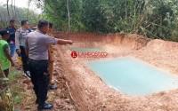 Dua Bocah Ditemukan Tewas Mengambang di Embung Desa