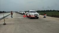 Menteri BUMN Tinjau Kesiapan Rest Area Tol Bakauheni-Palembang untuk Mudik