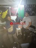 Driver Ojek Online Hampir Dibacok di Jalan Gatot Subroto