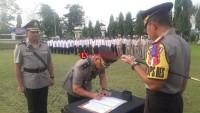 Jabatan Wakapolres Lampung Utara Diganti