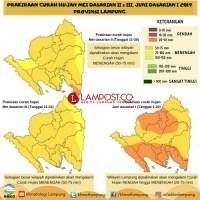 Lampung Masuki Musim Kemarau,BMKG : Waspada Bencana Kebakaran
