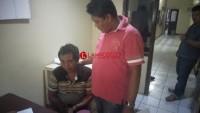 Polisi dan Warga Bekuk Jambret di Bandarjaya