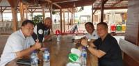 Turis Asing Mulai Ramai Kunjungi Pulau Tegal Mas