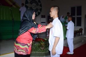 162 Mahasiswa STIKes Muhammadiyah Ikuti Caping Day