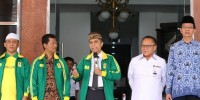 165 Atlet dan 54 Official dari Perguruan Tinggi Lampung Bertanding di Pomnas